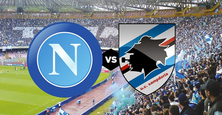 Rojadirecta NAPOLI SAMPDORIA Streaming gratis diretta tv.