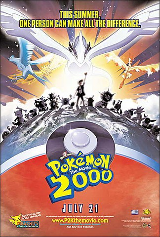 Pokémon The Movie 2000 [Latino][DVD 5]