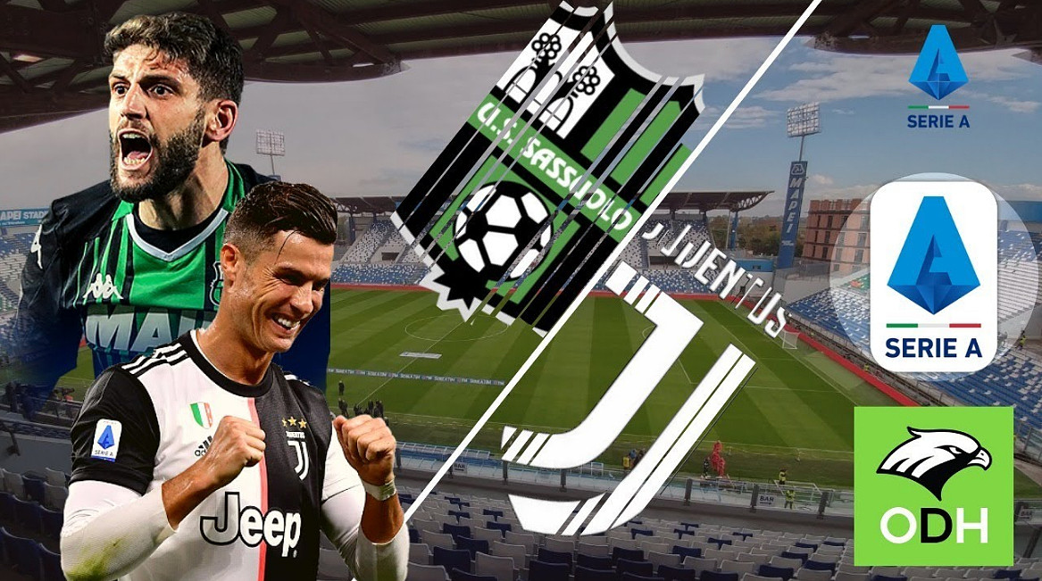 Dove Vedere Sassuolo Juventus Streaming Link ROJADIRECTA.