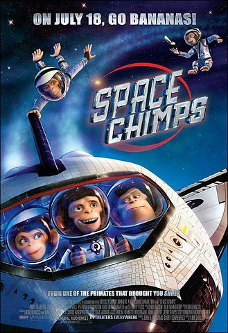 Space Chimps [Latino][DVD 5]