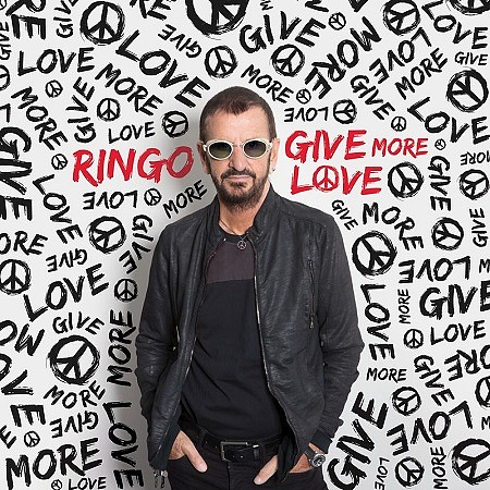 Ringo Starr – Give More Love (2017) mp3 - 320kbps