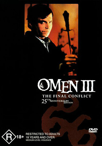 Omen III: The Final Conflict [1981][DVD 5]