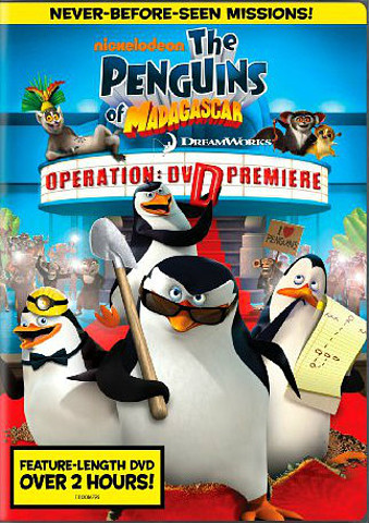 The Penguins of Madagascar Operation: DVD Premier [Latino][DVD 5]