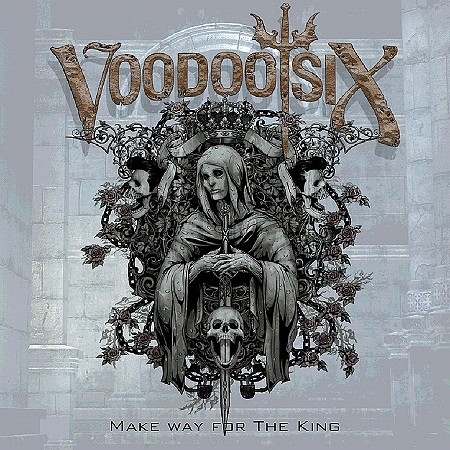 Voodoo Six – Make Way for the King (2017) mp3 - 320kbps