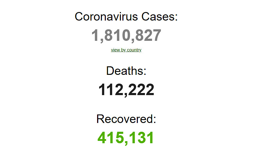 A Pasqua con meno morti da Coronavirus in Italia: Bollettino Streaming Live su YouTube.