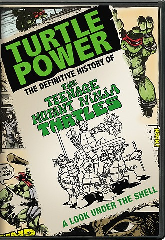 The Definitive History of the Teenage Mutant Ninja Turtles [Latino][DVD 5]