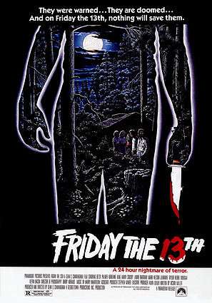 Viernes 13 parte 1 (Friday the 13th) Latino