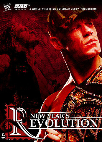 WWE: New York Revolution 2006 [Latino][DVD 5]