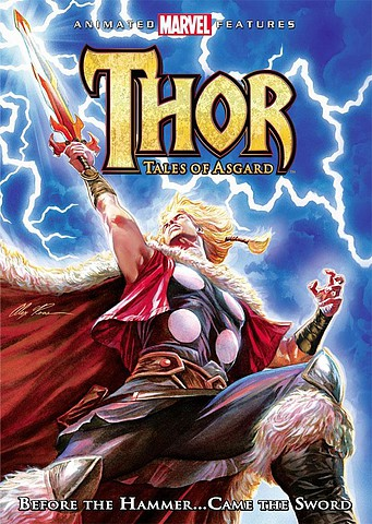 Thor: Tales of Asgard [Latino]
