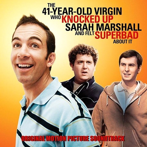 The 41 Year Old Virgin Who Knocked Up Sarah Marshall and Felt Superbad About It [Latino]