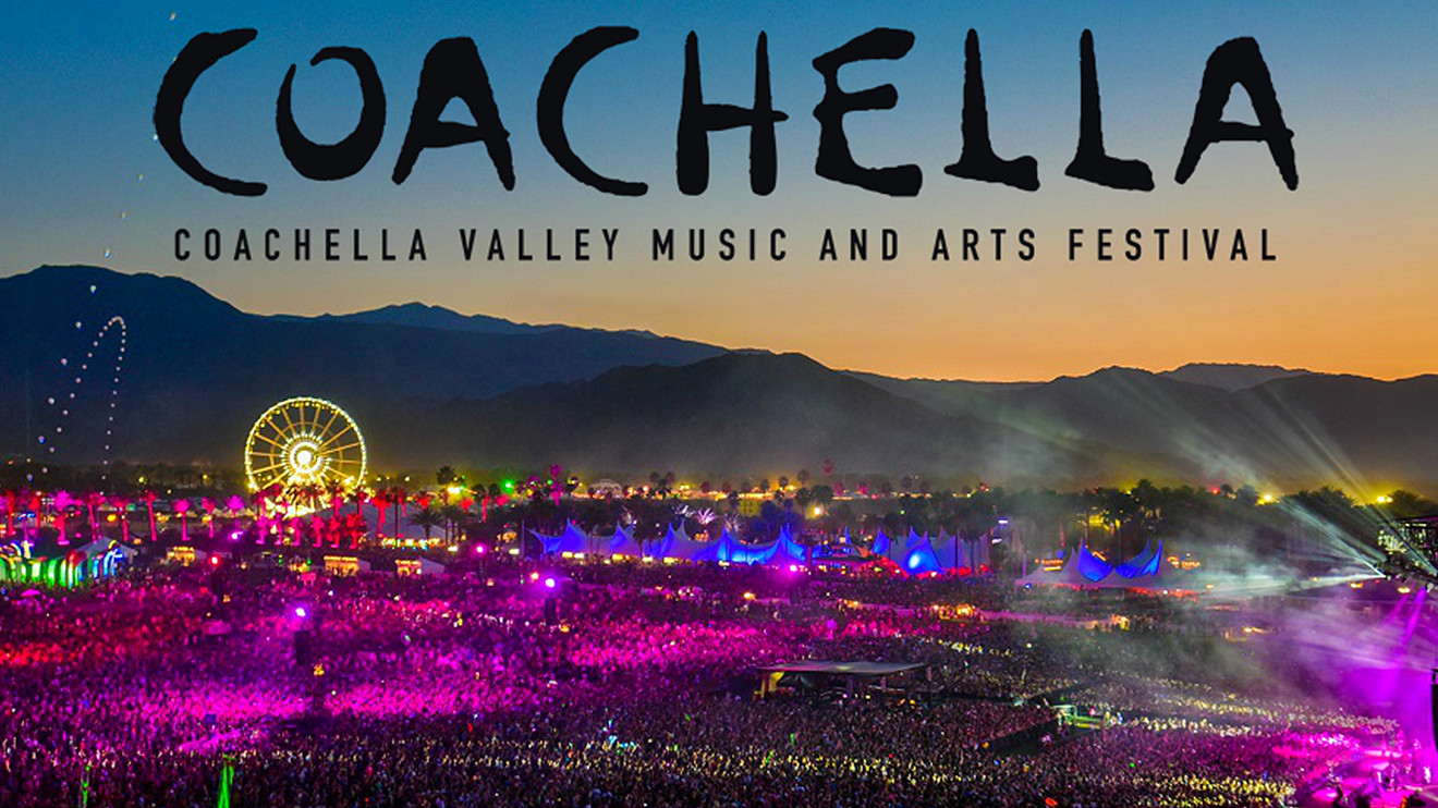 Coachella 2019 in diretta streaming su YouTube Music.