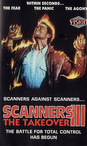 Scanners III: The Takeover [DVD5]