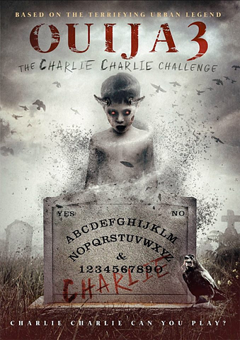 Ouija 3: The Charlie Charlie Challenge [DVD 5]