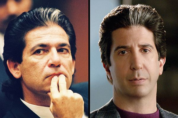 David Schwimmer en The People vs. OJ Simpson