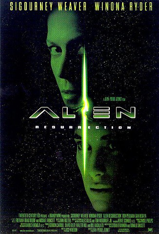 Alien Resurrection [Latino]