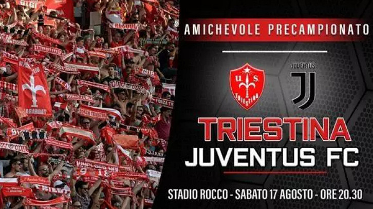 Rojadirecta TRIESTINA JUVENTUS Streaming e Diretta TV, dove vederla.