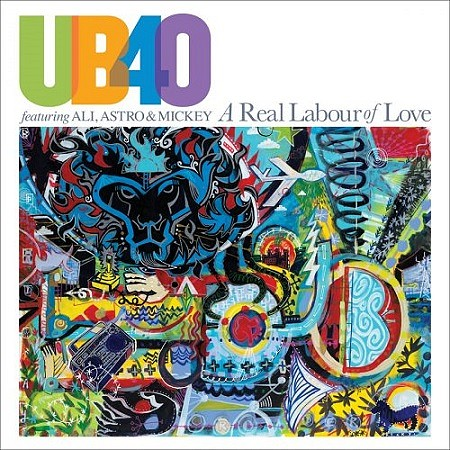 UB40 – A Real Labour Of Love (2018) mp3 - 320kbps