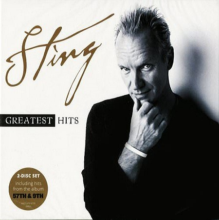Sting – Greatest Hits (2017) mp3 - 320kbps