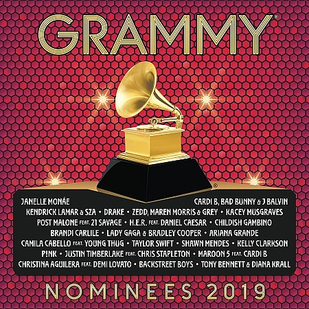 descargar V.A. Grammy Nominees (2019) mp3 - 320kbps gratis