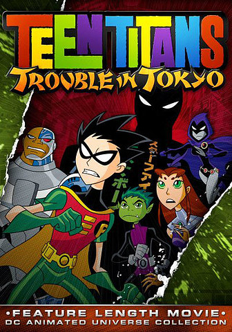 Teen Titans: Trouble in Tokyo [Latino]