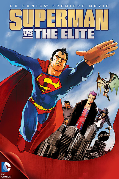 Superman vs The Elite [Latino]