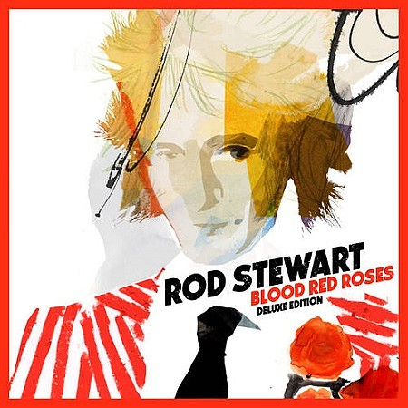 Rod Stewart - Blood Red Roses (Deluxe Version) (2018) mp3 - 320kbps