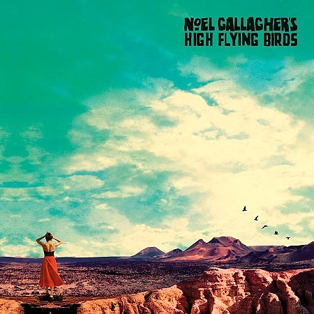 Noel Gallagher's High Flying Birds – Who Built The Moon? (2017) mp3 - 320kbps