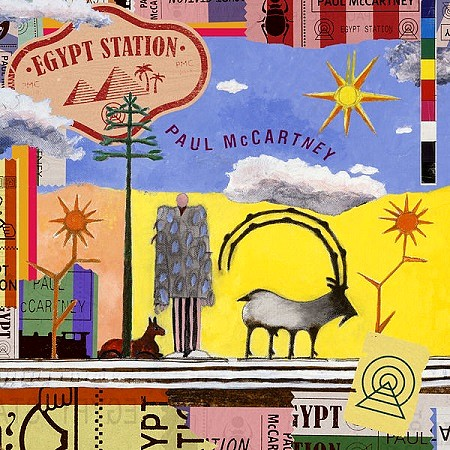 descargar Paul McCartney - Egypt Station (2018) mp3 - 320kbps gratis