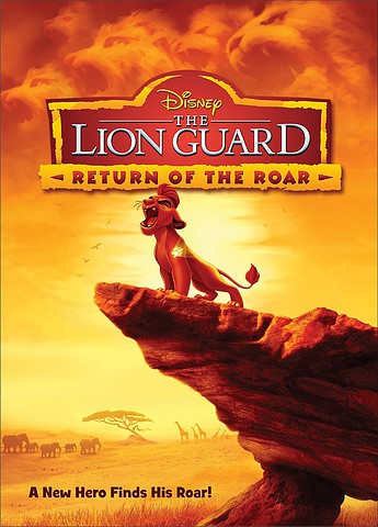 The Lion Guard: Return of the Roar [Latino]