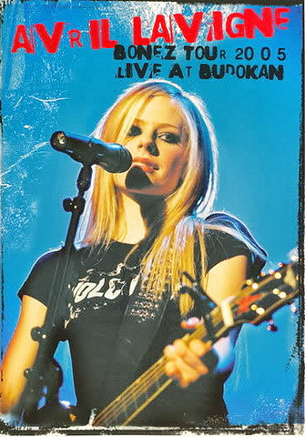 Avril Lavigne – Live At Budokan