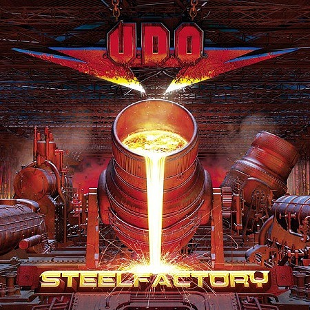descargar U.D.O. – Steelfactory (2018) mp3 - 320kbps gratis