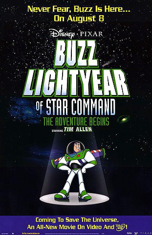 Buzz Lightyear of Star Command: The Adventure Begins [Latino][DVD 5]