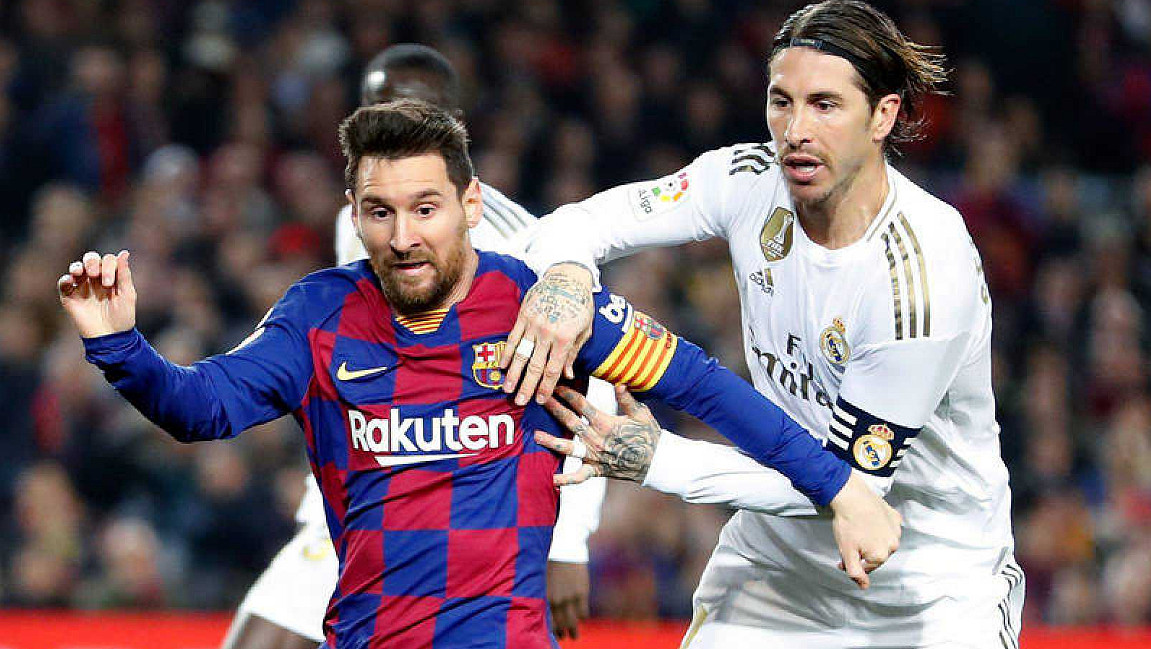 REAL MADRID BARCELLONA Streaming Gratis: Dazn o Sky? Dove vedere EL CLASICO in Diretta TV con Facebook Live-Stream Video YouTube