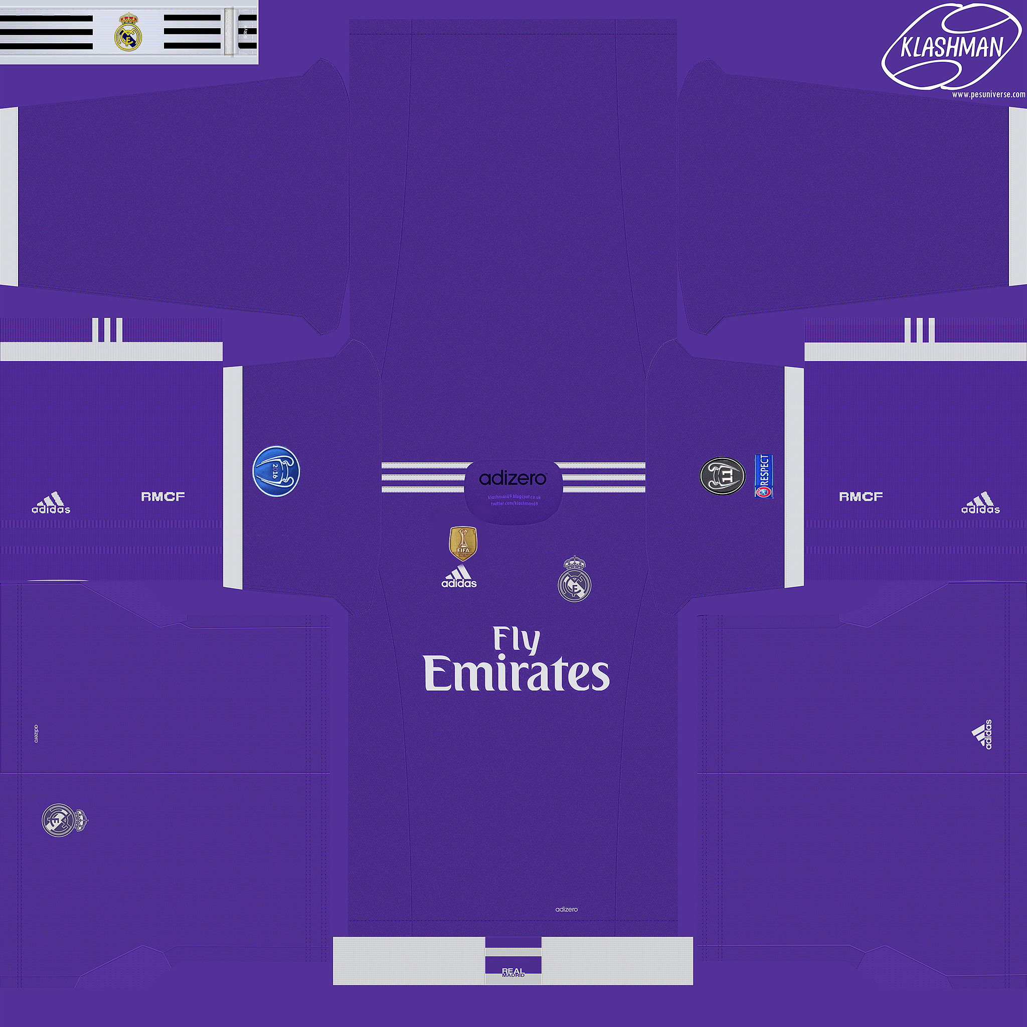Kit Real Madrid Para Pes 2019: Foros De PeSoccerWorld.com • Kit Real Madrid Champions