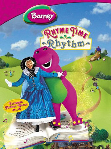 Barney's Rhyme Time Rhythm [Latino][DVD 5]
