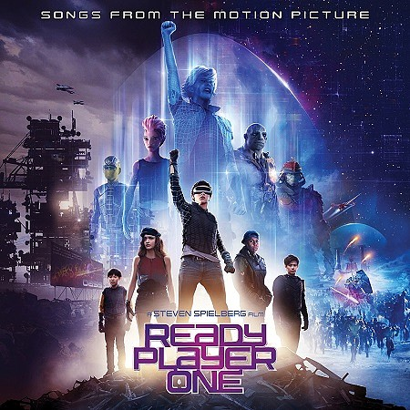 BSO Ready Player One (Deluxe Edition) (2018) mp3 - 320kbps