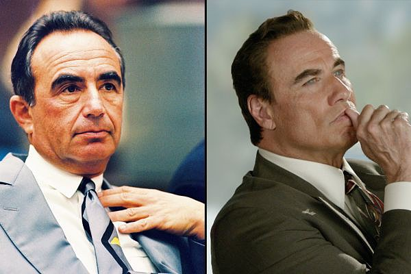 John Travolta en The People vs. OJ Simpson