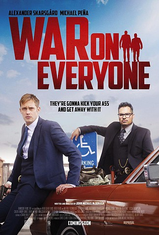 War on Everyone [DVD5]