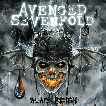 Avenged Sevenfold - Black Reign EP (2018) mp3 - 320kbps