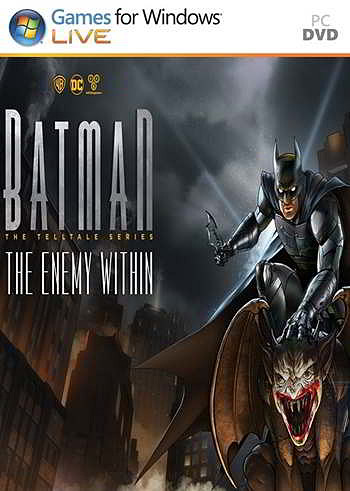 Batman: The Enemy Within [PC] (2017) Episodios [1 -4] [Español] [17.6 GB] [VS]