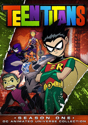 Teen Titans – Season One [DVD5][Latino]