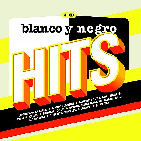 descargar V.A. Blanco Y Negro Hits 2018 (2018) mp3 - 320kbps gratis
