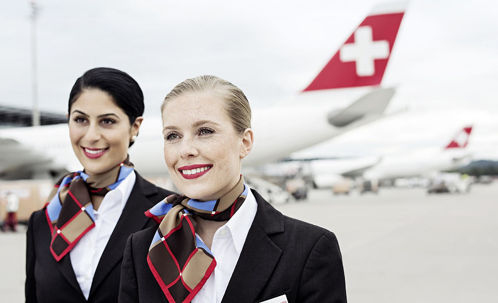 Swiss International Air Lines torna a volare