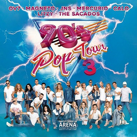 descargar V.A. 90's Pop Tour, Vol.3 (En Vivo) (2019) mp3 - 320kbps gratis
