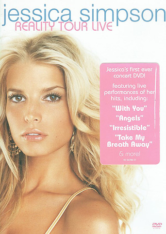 Jessica Simpson ‎– Reality Tour Live [DVD5]