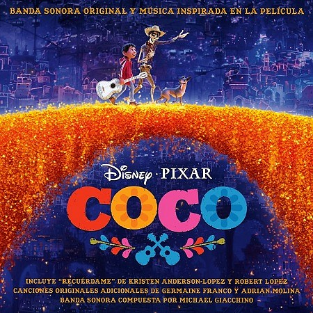 BSO Coco (V.A. and Michael Giacchino) (2017) mp3 - 320kbps