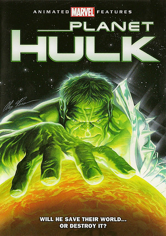 Planet Hulk [Latino]