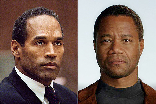 Cuba Gooding Jr. en The People vs. OJ Simpson