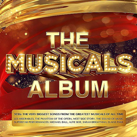 V.A. The Musicals Album (2017)