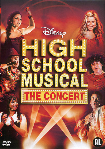 High School Musical: The Concert [DVD5]